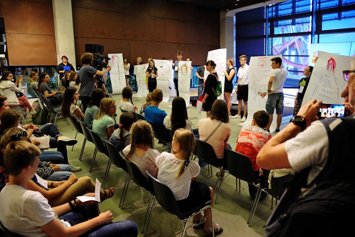 Gala finałowa programu Solidarna Szkoła (fot. Tomasz Kwiręg)